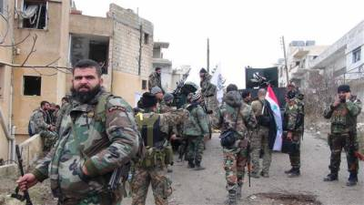 Syria Army achieves major victory against ISIS