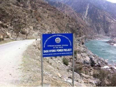 4320 MW Dasu Hydropower project: Chinese Firms kick off infrastructure development work