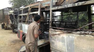 Deadliest bus crash in Northern India kill at least 22 people