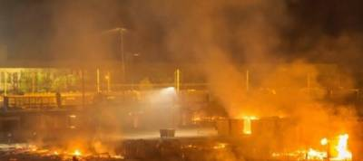 Explosion rocks Petrochemical plant in China, 8 killed