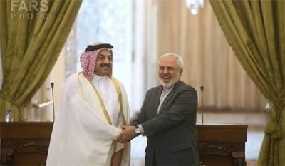 Iran Foreign Minister calls Qatari Counterpart after Saudi action