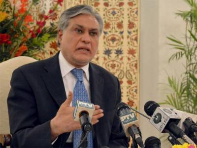 Ishaq Dar calls US National Security Advisor