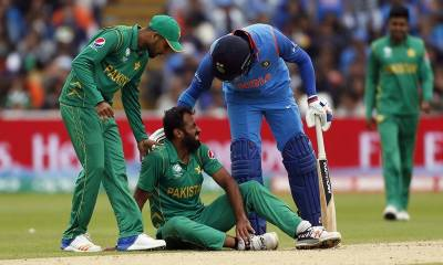 Medical reports of Pakistani unfit bowlers Wahab Riaz and Muhammad Amir surface
