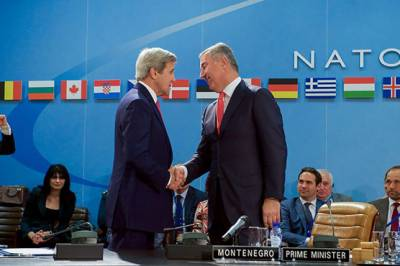 NATO expanded as 29th member joins elite military club