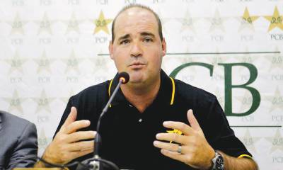 Pakistan Cricket coach Micky Arthur admits his mistake