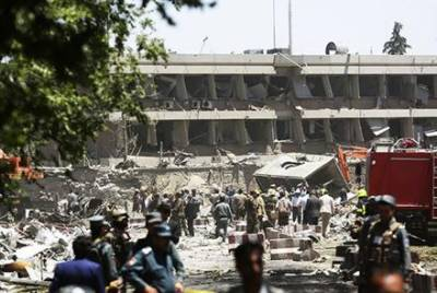Pakistani Intelligence provided explosives to Haqqani network for Kabul bombing: Afghan MOI