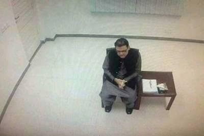 Who leaked Hussain Nawaz JIT Room photo