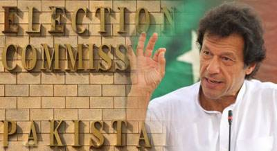 Why ECP has postponed Imran Khan disqualification case indefinitely