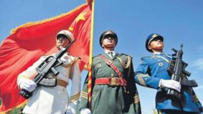 Chinese Army snubs Indian Army claims