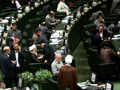 Iran Parliament attack responsibility claimed