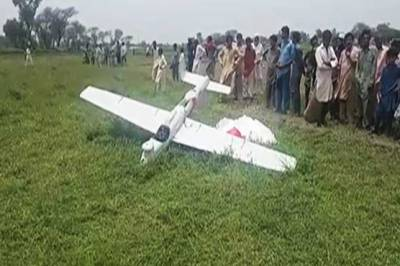 Pakistan Army drone crashes due technical fault