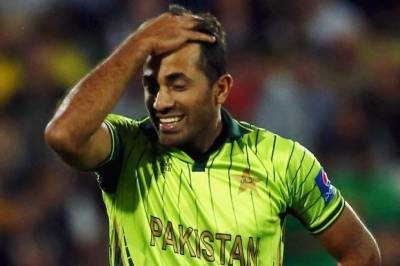 Wahab Riaz apologises from nation over Indian match performance