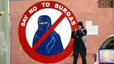 Australia completely bans Burqa in public places