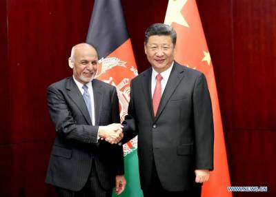 China to support Afghanistan in security and counter terrorism