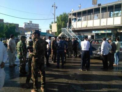 Deadly suicide bombing in Kerbala, Iraq claimed by ISIS