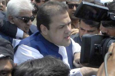 Hussain Nawaz hits out at Court, JIT