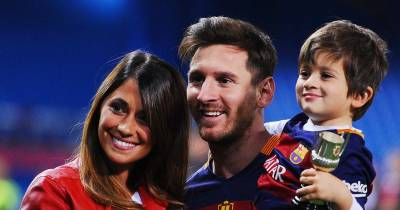 Lionel Messi to marry Antonella Roccuzzo, mother of his two children