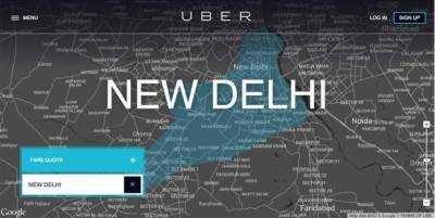Uber India top executive fired over rape probe