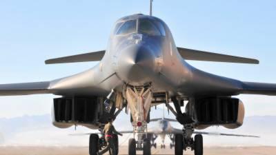 US Air Force B-1B Bombers fly over South China Sea irking China
