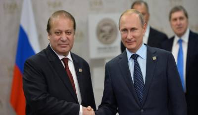 Vladimir Putin assures Pakistan of full support in war against terrorism