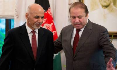 After spiting venom, Ashraf Ghani goes for revival of QCG dialogues with Pakistan help