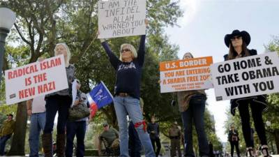 Dozens of US Cities gear up for anti Muslim marches