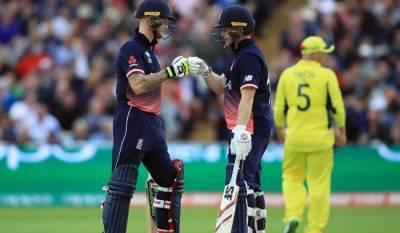 England sends back Australia packing home