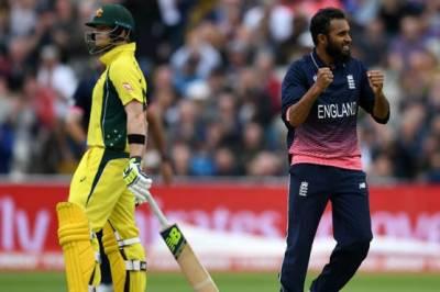 England Vs Australia match scorecard
