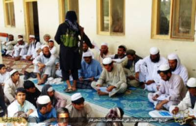 How NDS-RAW created ISIS-Khorsan to counter Pakistan, Afghan Taliban