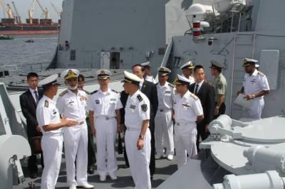 Pakistan-Chinese Navies enhance bilateral collaboration