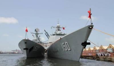 Pakistan-Chinese Navies to maneuver in Indian Ocean