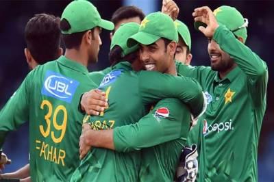 Pakistan Cricket team rises in ICC Twenty20 international team rankings
