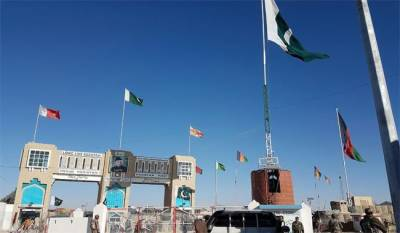 Pakistan-Afghanistan Military authorities held flag meeting at the border
