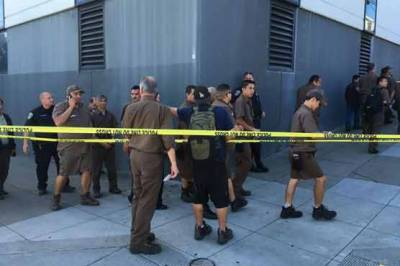San Francisco shooting: Several dead at UPS Centre