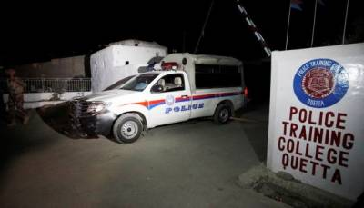 Security Forces gunned down three terrorists in a deadly encounter in Quetta