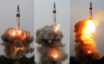 Indian nuclear weapons are threat to world security: Kings College London report