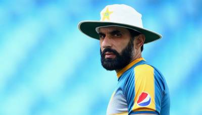 MisbahHaq advice to the team ahead of final clash against India