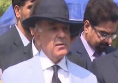 Panama Case JIT quizzes CM Shahbaz Sharif on Huddaibiya Mills, London Flats