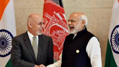 Afghanistan-India first air Cargo route gets operational