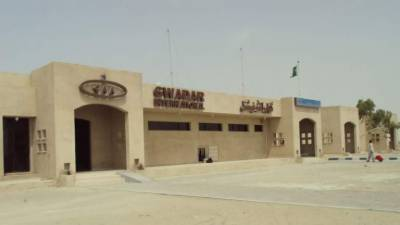 Gwadar Airport being refurbished to host international flights