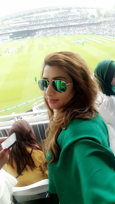 Nazia Hafeez congratulates Pakistan after stunning victory in ICC Champions Trophy final