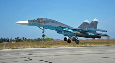 Russia-US Airforce face off in Syrian Airspace