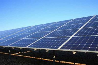Sindh government allocates huge land to 18 international companies for solar powered projects