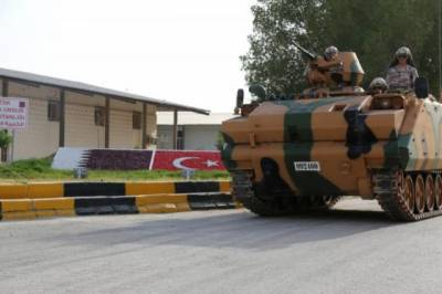 Turkey-Qatar hold joint military drill in show of unity and Force