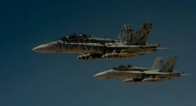 US Air Force shoots down Syrian military Jet