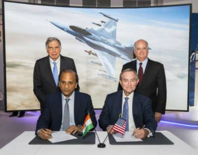 US Lockheed Martin to produce F 16s fighter planes in India