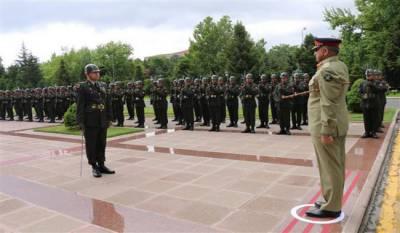 COAS General Qamar Bajwa awarded with Turkish Legion of Merit