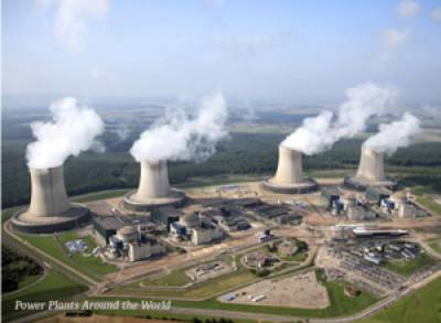 French Nuclear Reactor catches fire