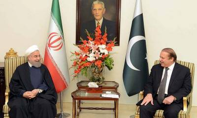 Iran once again raises the issue of General (R) Raheel Sharif appointment with Pakistan