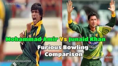 Muhammad Amir, Junaid Khan hired for English County Cricket